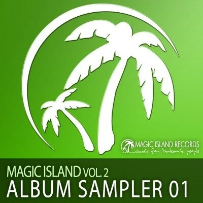 Magic Island Vol.2 Album Sampler 01