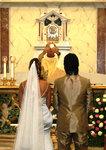 Таинство брака.