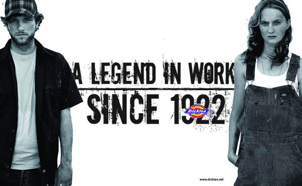 Новый streetwear: Dickies® Workwear
