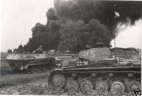 Sd.Kfz. 251 / Pz.Kpfw. II
