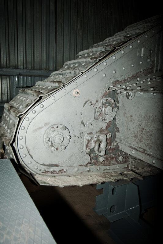 Луганские Mark V