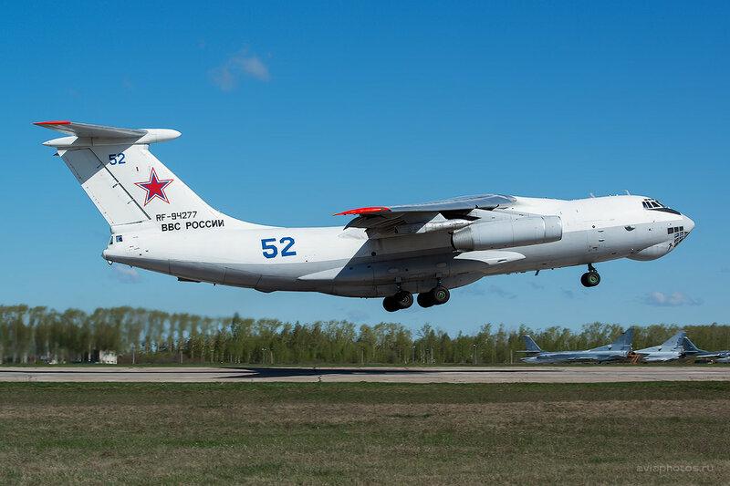 Ильюшин Ил-78М (RF-94277 / 52 синий) D807864_1400