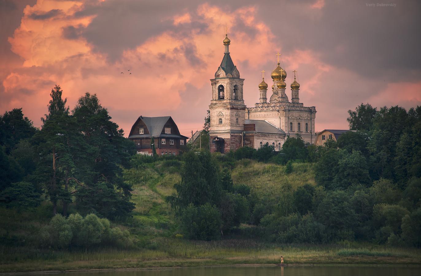 церковь Покрова Пресвятой Богородицы Жестылево