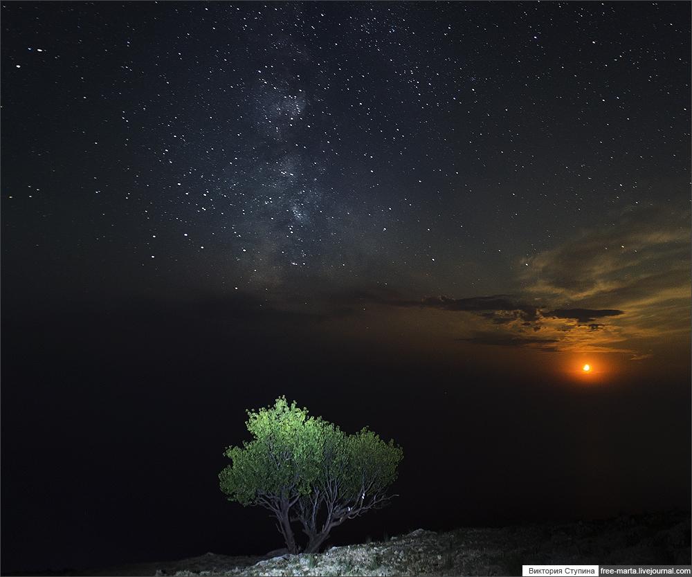 звезды Ильяс-Кая