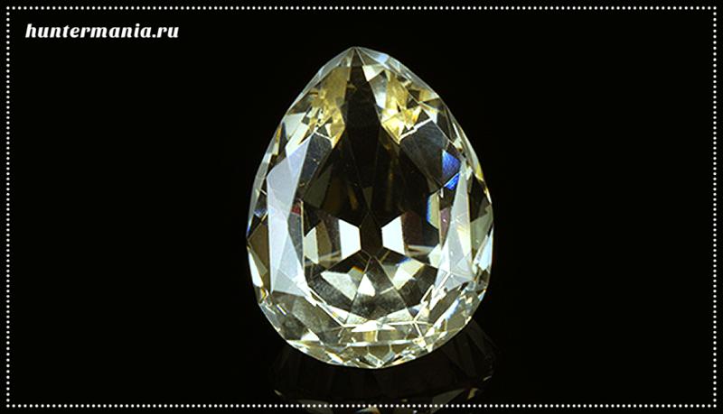 Самые большие бриллианты в мире - Куллинан I / Cullinan I или Большая звезда Африки / Great Star of Africa