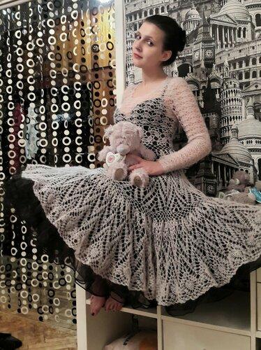 Платья от лилита матросова
