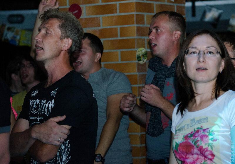 Черный Квадрат в Ижевске