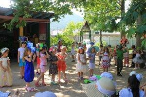 Праздник шляп в Детском саду № 43
