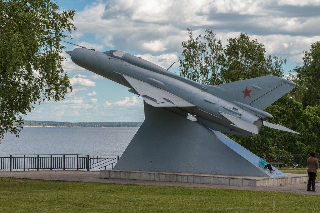 Истребитель МиГ-21, Чкаловск