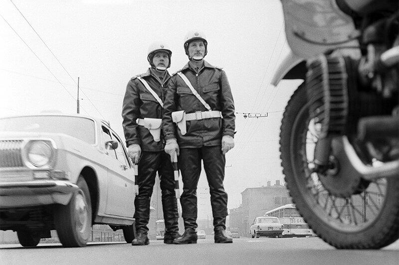 415438 Московская госавтоинспекция, 1973 год