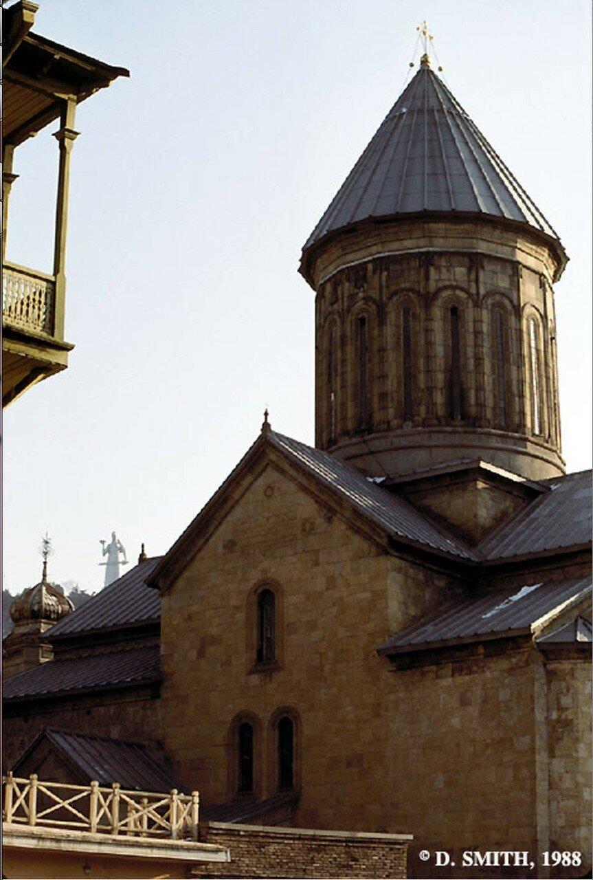 Купол Грузинской Православной Церкви