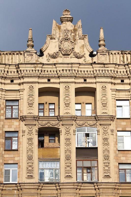 Жилой комплекс начала 1950-х годов