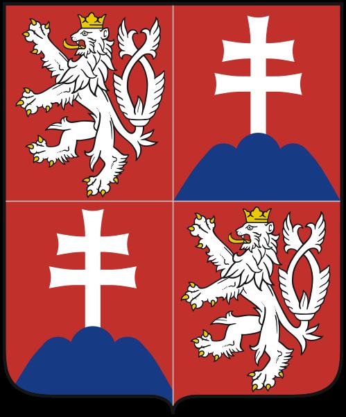 герб словакии