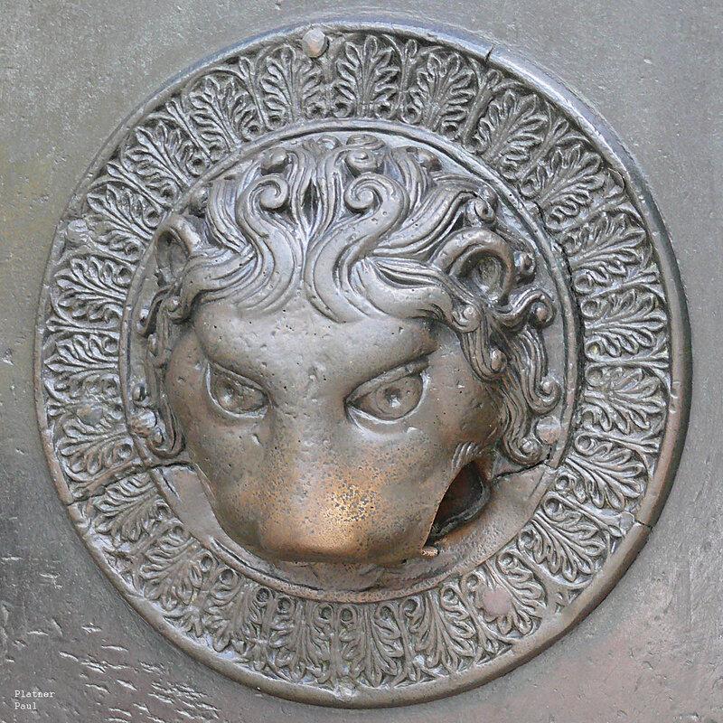 Аахенский Лев (почему то без кольца....)