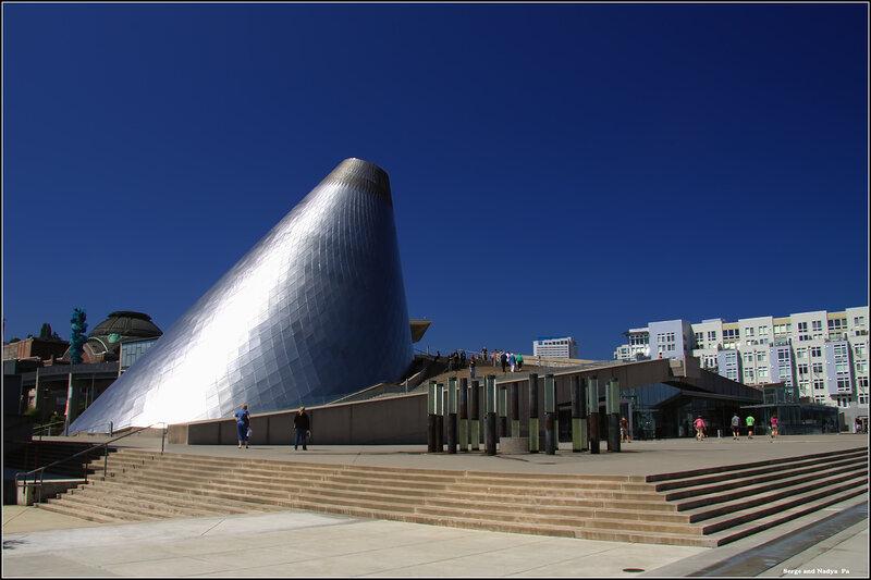 Museum of Glass. Tacoma, WA.