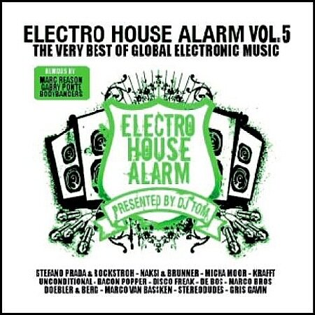 VA-Electro House Alarm Vol. 5 (2009)