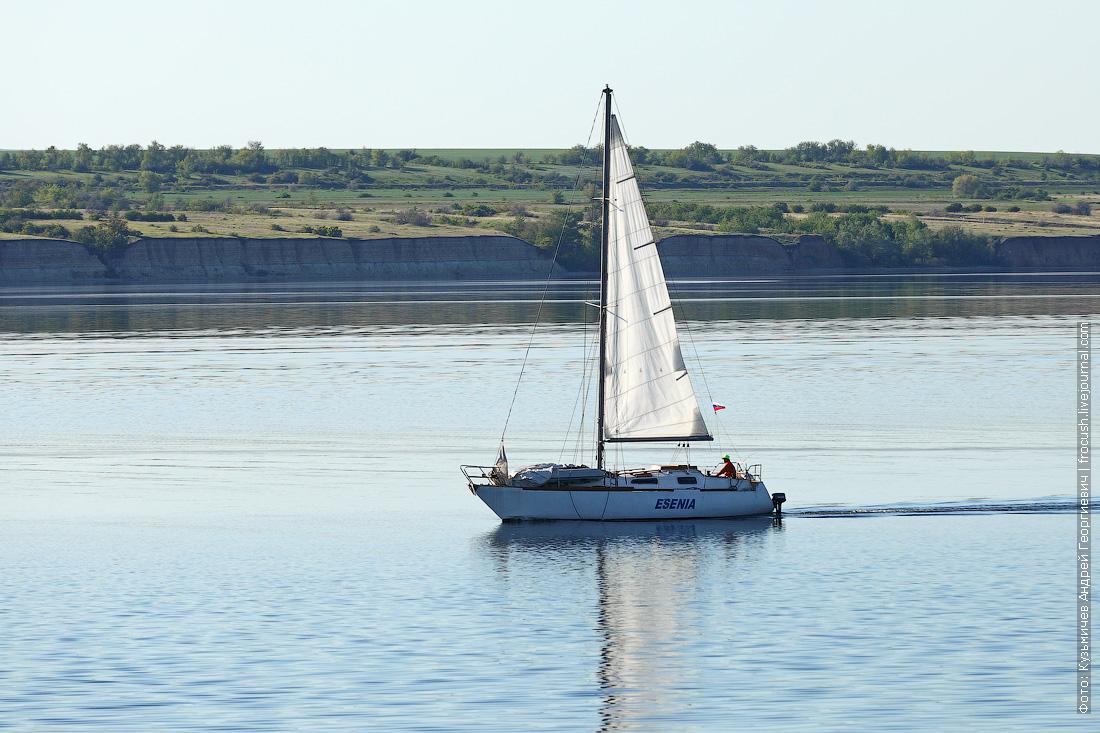 Парусная яхта «Esenia»