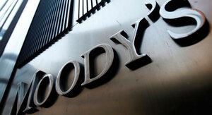 Moody's понизил кредитный рейтинг Молдовы