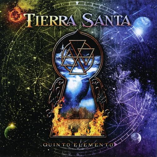 Tierra Santa - 2017 - Quinto Elemento [Maldito Rec., MR17409, Replica]