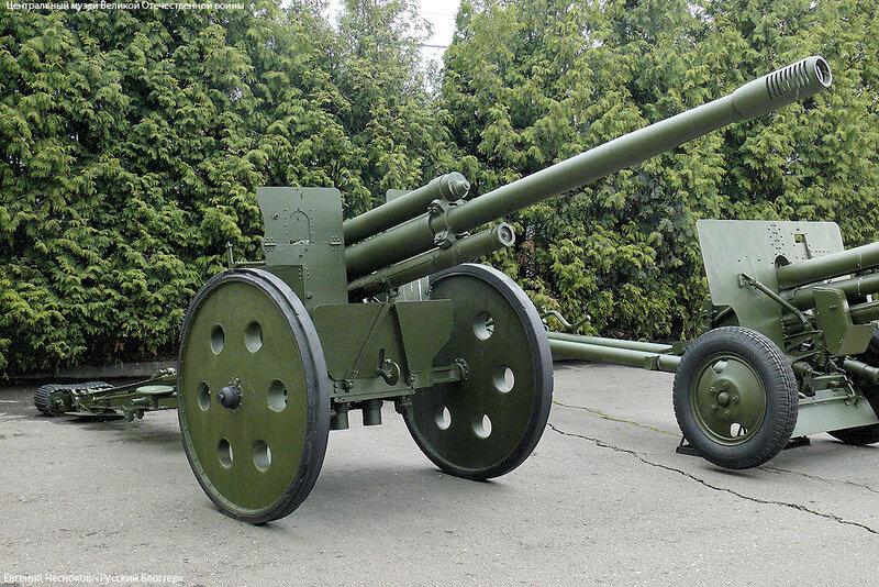11. Музей ВОВ. 21.04.15.45.76мм пушка Ф-20 1933..jpg