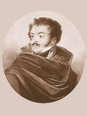 Портрет Степана Дегтярева