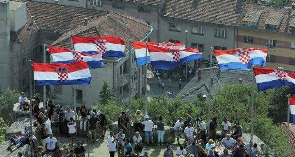 Сербия, Хорватия, Книн, этнические конфликты