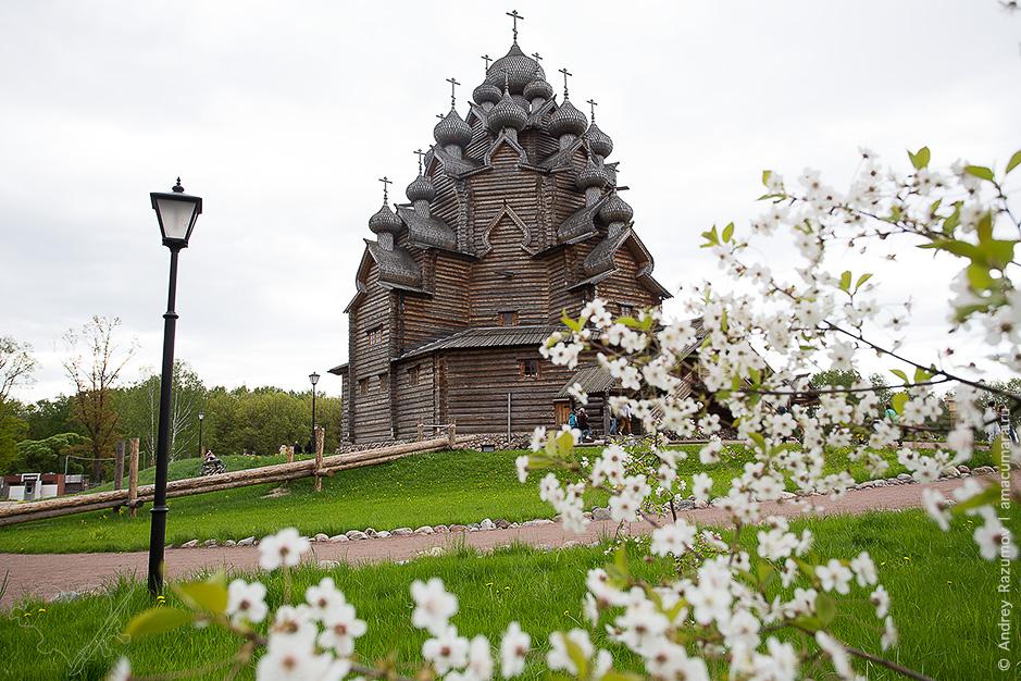 Этнографический парк Усадьба Богословка Невский лесопарк