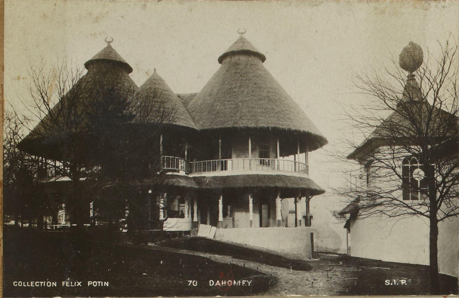 Павильон Дагомеи