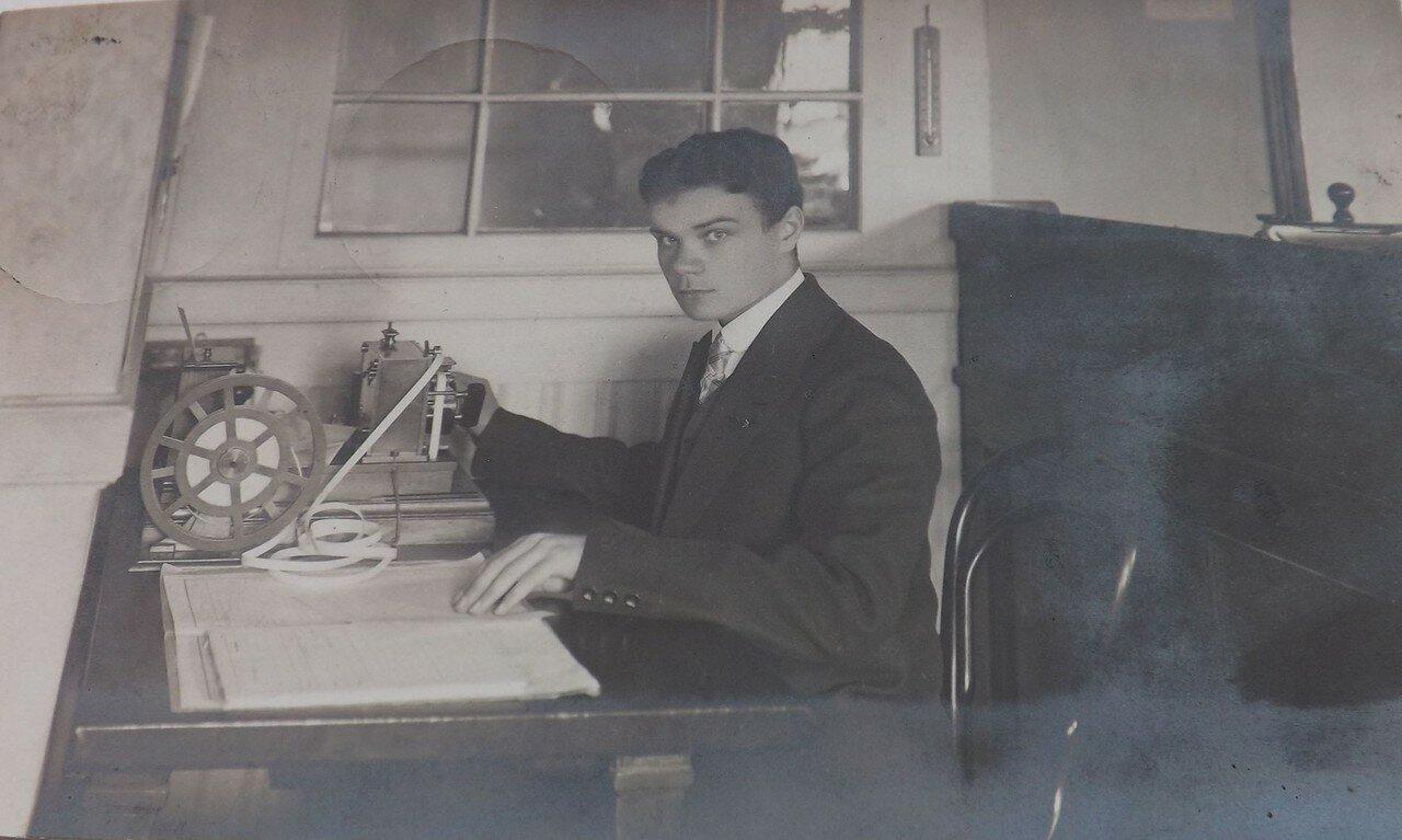 Телеграфист на станции