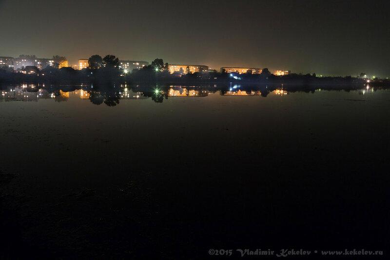 пос.Чунский, Вид с Мурпшовского озера, 150903_c06d_9874