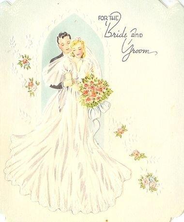 картинки свадебные открытки