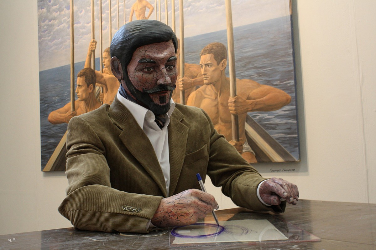 13 Международная художественная ярмарка Арт Москва 2009