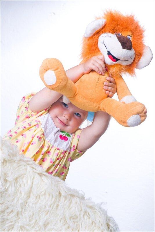 портфолио для <br />маленькой девочки - Эльвиры