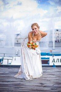 свадебные фотографии. фотограф Кузьмин