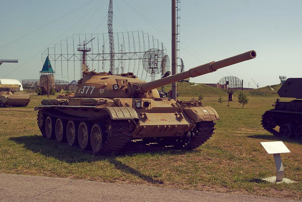 Технический музей Тольятти - танки