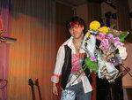 Первый сольный концерт,Украина,Энергодар 2005