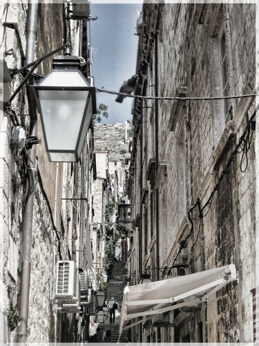 Улочки Дубровника