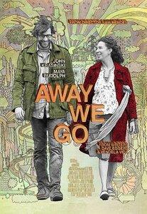 В пути / Away We Go (2009/HDRip/700Mb)