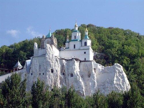 Удивительные монастыри.