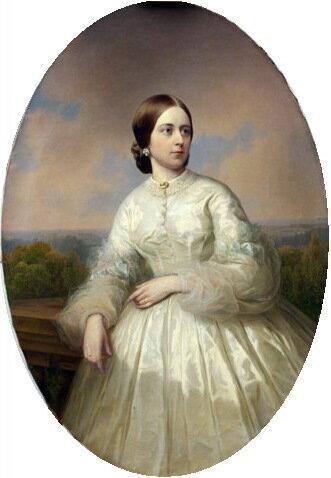 Предположительно, портрет графини Е. С. Сумароковой, баронессы Эльстон,последняя представительница рода графов Сумароковых