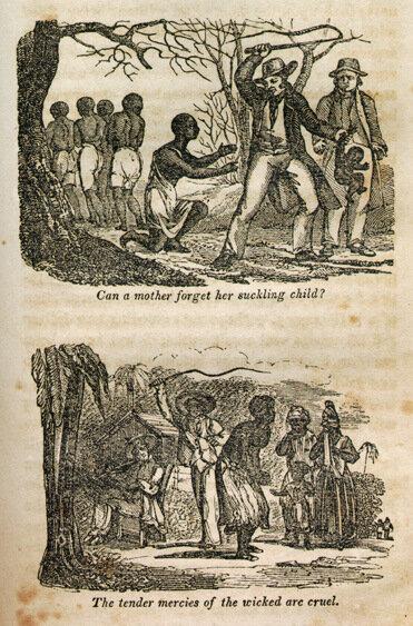 Негритянка на плантации