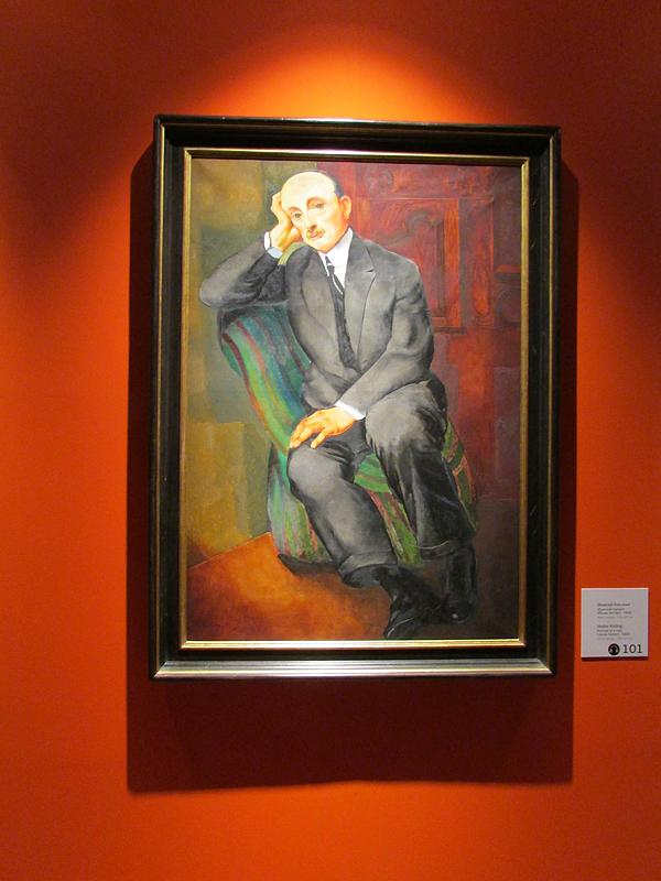 Моисей Кислинг 1920 (Йонас Неттер)