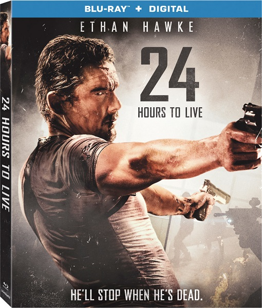 24 часа на жизнь / 24 Hours to Live (2017/BDRip/HDRip)