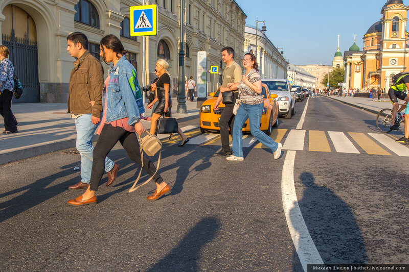 GPS проблемы на Красной площади