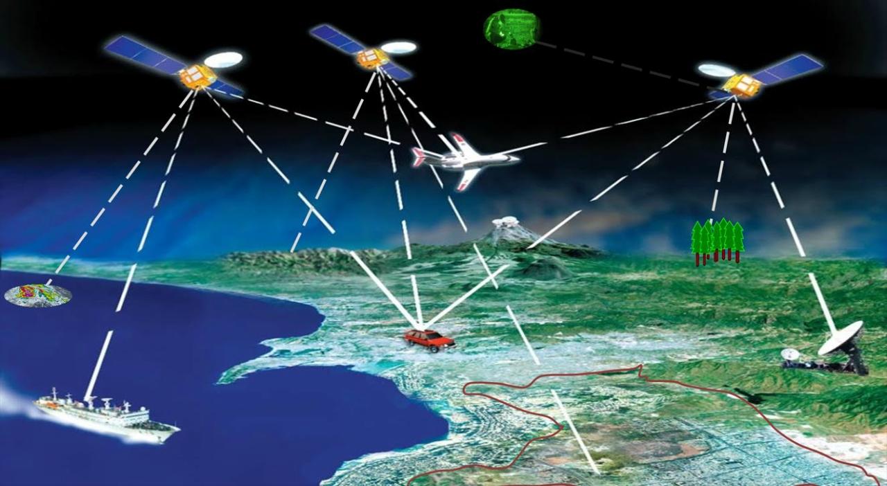 Почему Пентагон ищет альтернативу GPS