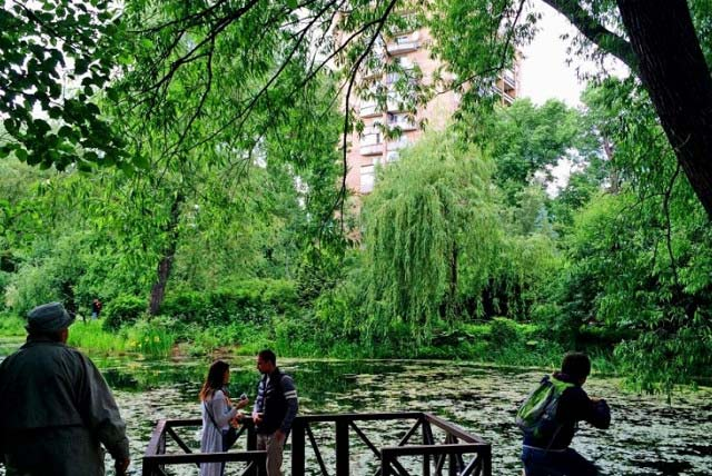 бакинские парки
