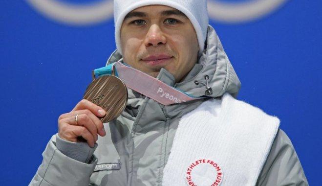 МОК намеревается наказать бронзового призера ОИ-2018 из России Елистратова