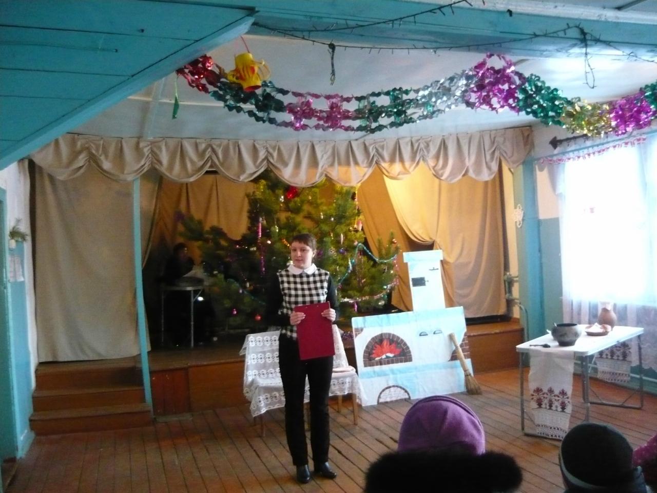 «Морозко» в Княжовском ОДР