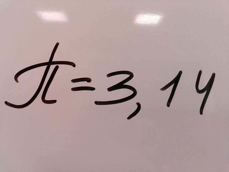 Открытки. Международный день числа «Пи». Поздравляем математиков