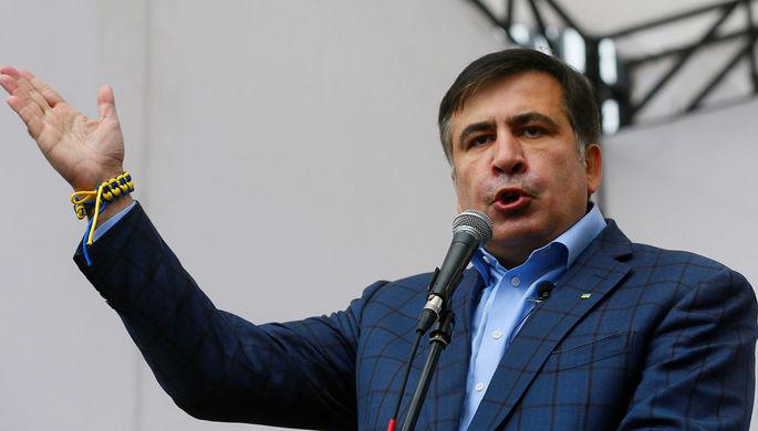 Горячая тема: Украина: Саакашвили готов стать премьер-министром